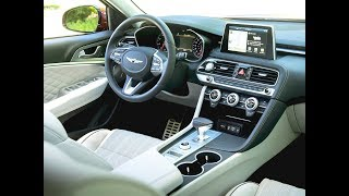 2019 Genesis G70 – INTERIOR, EXTERIOR DESIGN & TEST DRIVE
