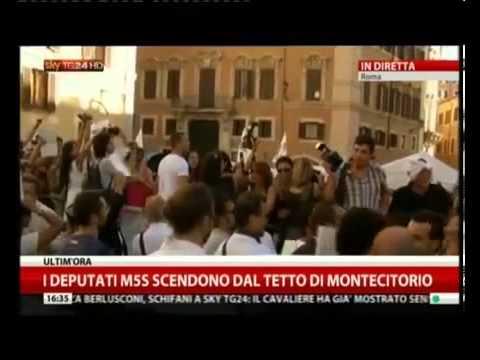7 9 2013 m5s constitutiondays diretta da montecitorio a for Diretta da montecitorio