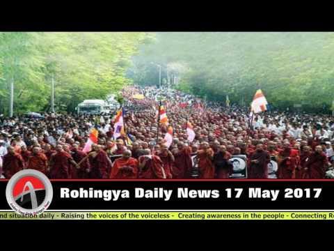 Rohingya Daily News 17 May 2017