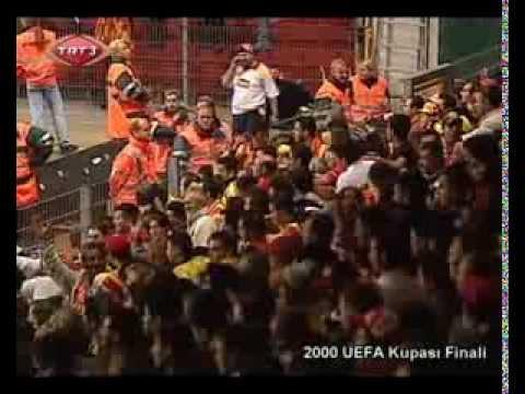 UEFA Kupası Finali 2000   Penaltılar & Kutlamalar