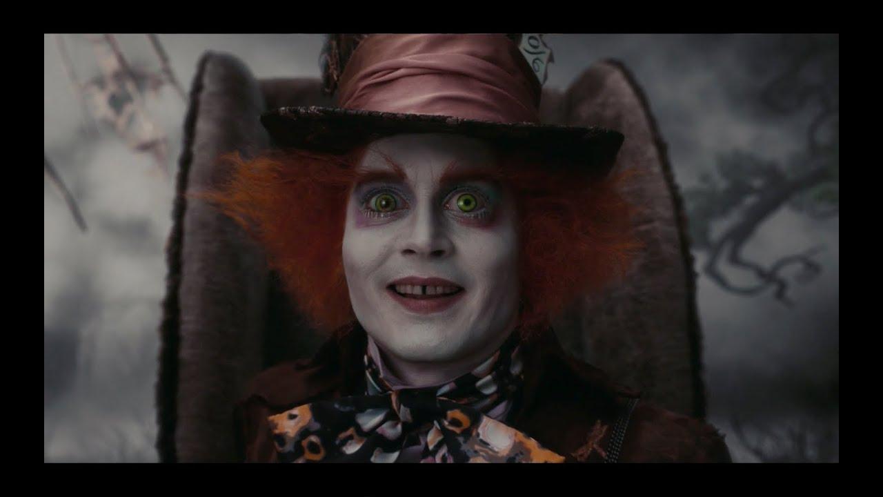 Alice In Wonderland - Official® Trailer 1 [HD]