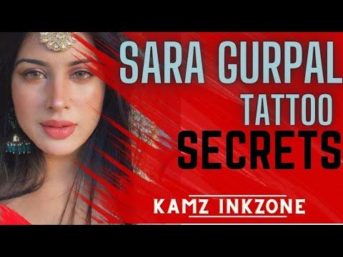 Sara Gurpal Part 2 | Tattoo | Kamz Inkzone baby | I M INKED 2017
