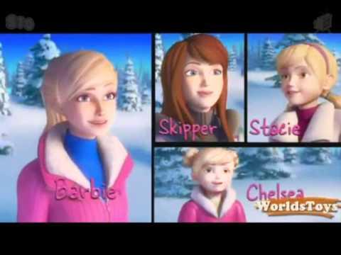 Barbie en una Navidad Perfecta. Trailer Español Sala10.com y Plaza de Cine Mp3