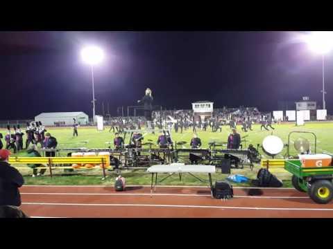 Talawanda High School Marching Band at Ross High School 10/28/2016