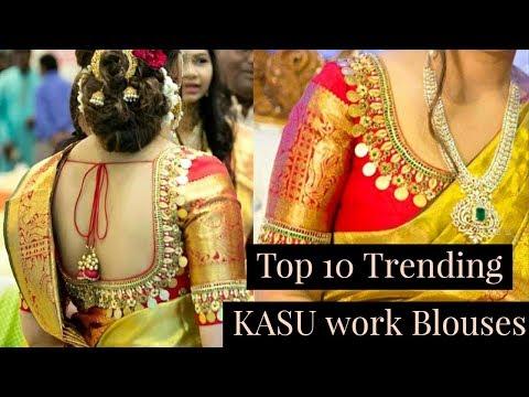 TOP 10 Trending KASU work Blouses