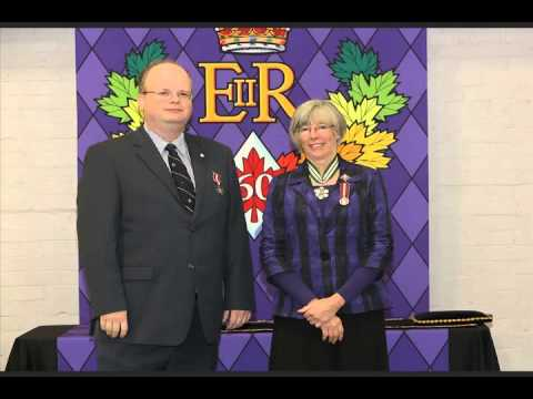 The Honourable Judith Guichon, the Lieutenant Governor of British Columbia.