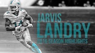 Jarvis Landry 2016 Season Highlights || Juice ||