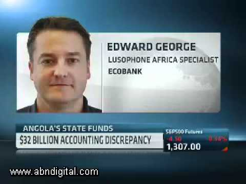 Angola's Missing Billions with Edward George
