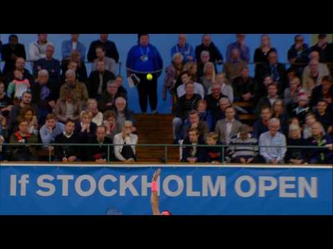Fridays highlights in If Stockholm Open