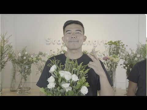 HALE Surprised their SUPER FAN with Flowers | #DearWMPh