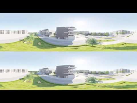 Architecture - VR 3D CGI ANIMATION 4K