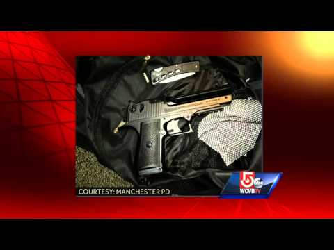 Police: Weapon in school lockdown was pellet gun
