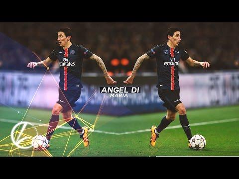 Angel Di Maria - PSG - Best Skills and Goals - 2016 - Co-op Part - HD