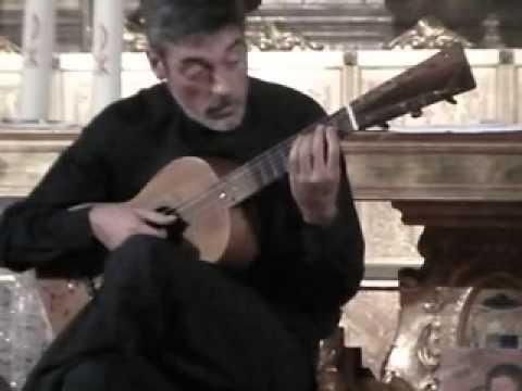 Pagés en la Catedral de Coria. Carles Trepat