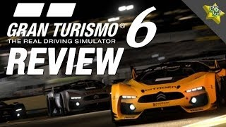 Gran Turismo 6 REVIEW!