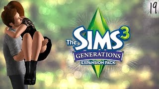 Lets Play: The Sims 3 Generations (Part 19) Scoffing Watermelon!
