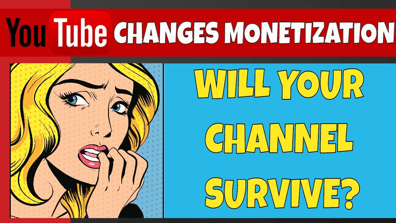 YOUTUBE CHANGES MONETIZATION! MASSIVE CHANGES IN 2018 FOR SMALL CHANNELS