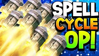 "Strongest ""SPELL CYCLE"" Deck EVER! Nobody Sees It Coming!"