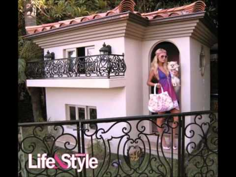 Paris Hilton's Luxury Dog Mansion !!!