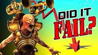 Why Did DOOM Eternal's Multiplayer Fail?