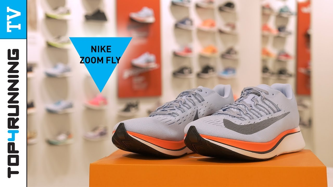 7f199c64e73 TOP4RUNNING UNBOXING  Nike Zoom Fly Fast Pack - YouTube