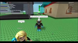 how to spam in kohls admin house roblox!