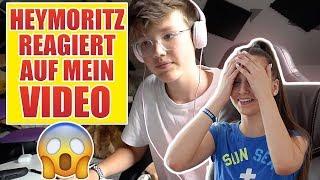 HeyMoritz reagiert auf mein Video ! - Celina