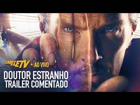 Trailer do filme Doutor Estranho