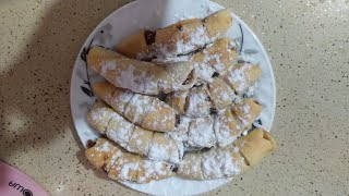pastane kurabiyesi gibi dışı kıtır içi yumuşacık elmalı kurabiye nasıl yapılır 😋😋😋