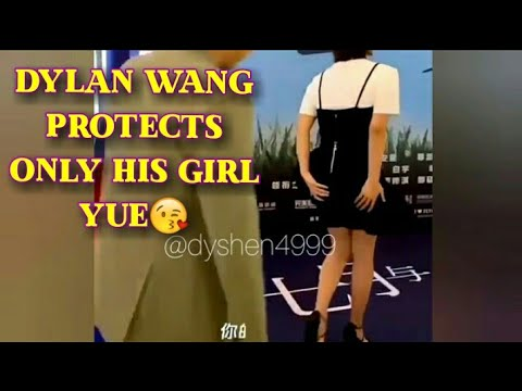 Download Dylan Wang protects only his girl😎😍💋