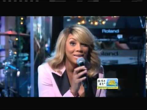 Tamar Braxton Love and War (Good Morning America)