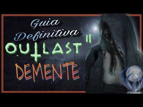 Videoguia Definitiva Para Pasarse Outlast 2 Demente!