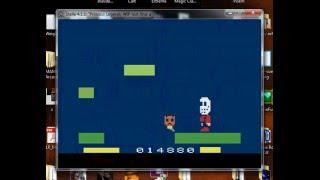 Legends (Atari 2600) WIP Demo