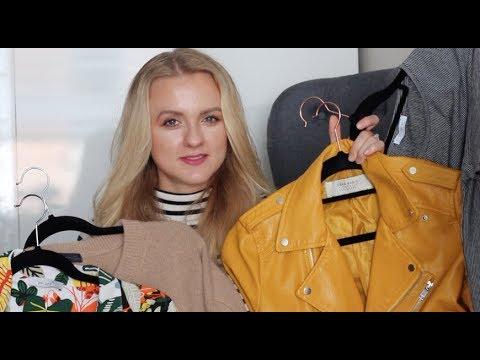 Back to school haul, czyli zakupy ubraniowe | Zara, M&S, COS