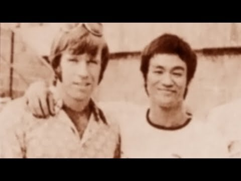 the-truth-about-bruce-lee-and-chuck-norris'-relationship