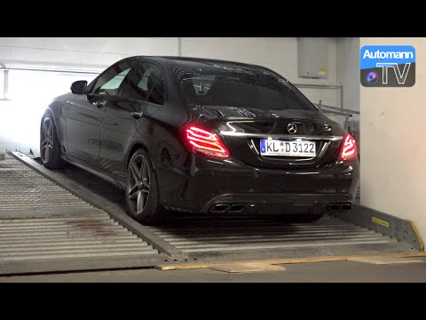 Mercedes C63 Amg 0 60 >> 2015 Mercedes-AMG C63 S (510hp) - pure SOUND - YouTube