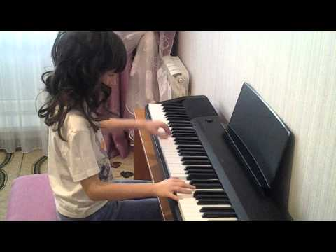 Волнующий ритм блюза (первый год игры на пианино)