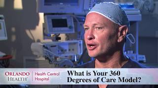 Health Central Hospital: 360 Degrees of Care Model (Dr. Masson)