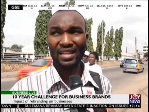 Business Live on JoyNews (22-1-19)