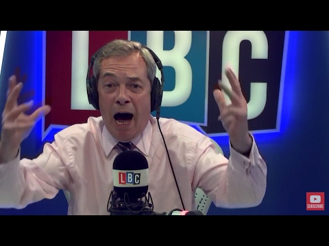 The Nigel Farage Show: Chancellor never even mentioned Brexit. Live LBC 8th March 2017