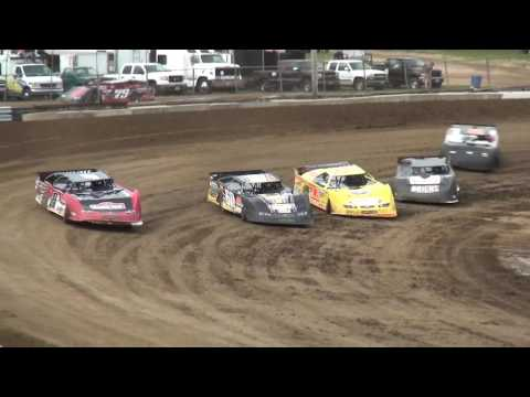 Late Model Heats Independence Motor Speedway 7/2/16