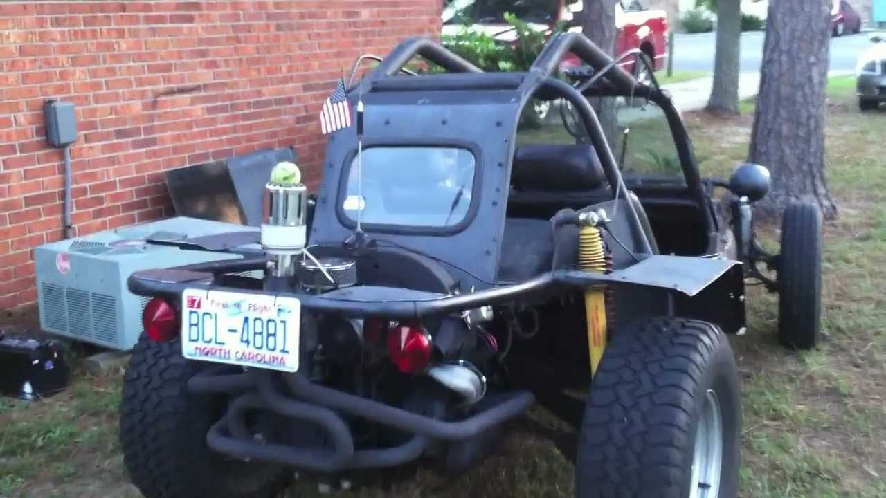 Dune Buggy Street Legal And Fast Youtube