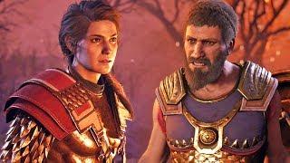 Assassin's Creed Odyssey #50: Kassandra X Deimos (Mano a Mano)