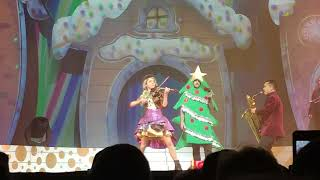 Lindsey Stirling - Warmer in the Winter - Live in Broomfield Colorado