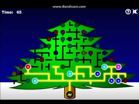 The Christmas Tree Game Youtube