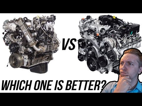 6.4L vs 6.7L Powerstroke: Which One is Better?