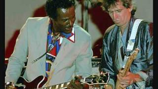 Chuck Berry & Keith Richards play Oh Carol.