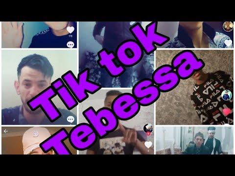 مواهب جزائرية تتالق في //Tik tok Tebessa//