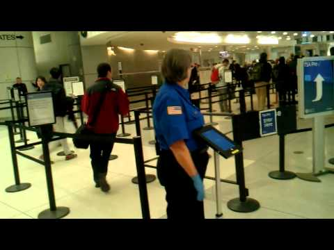 "TSA and the ""Randomizer"""