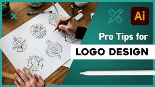 10 Tips to Gęt Better at Logo Design